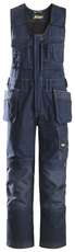 Bodybroek met holsterpockets, Canvas+ 0214 snickers workwear