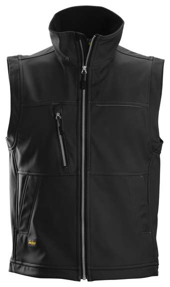 Soft Shell Vest 4511 snickers workwear
